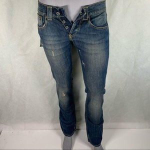 Dondup- Music straight bootcut jeans
